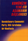 Manifesto cover in Turkish