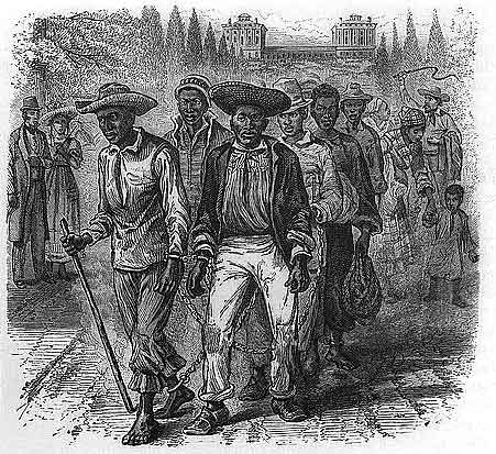 how slaves were treated before the civil war history essay Before the civil war  in this history frederick douglass  education of the colored people of the united states from the beginning of slavery to the civil war .