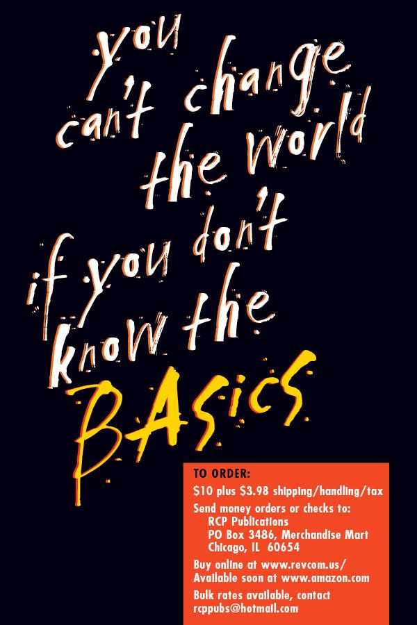 BAsics, From The Talks And Writings Of Bob Avakian
