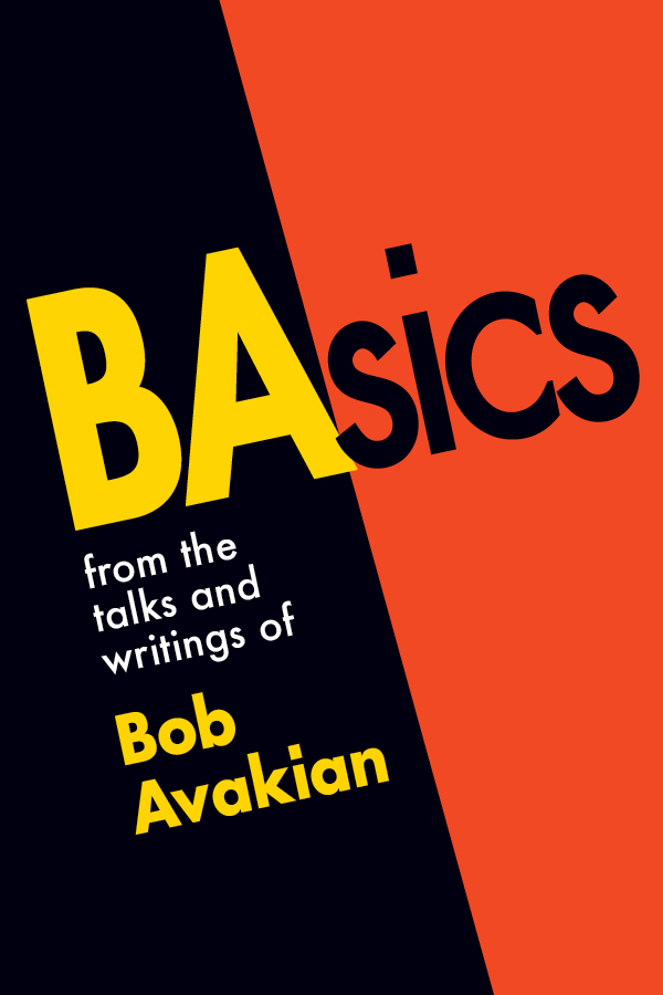 BAsics, from the talks and writings of Bob Avakian