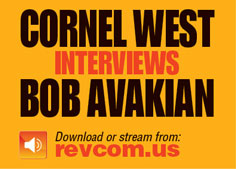 Cornel West interviews Bob Avakian