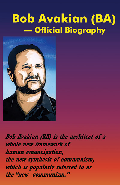 Official Biography of Bob Avakian