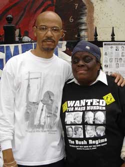 Nicholas Heyward Sr. and Juanita Young