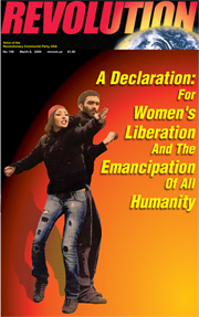A Declaration for Women's Liberation and the Emancipation of all Humanity