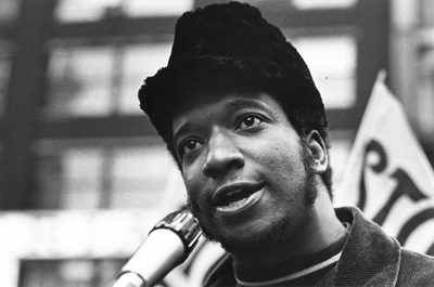 Fred Hampton, photo by Paul Sequeira