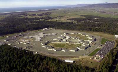Pelican Bay Prison, California