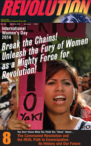 Revolution #333, March 23, 2014 - front page