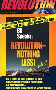 Revolution #334, March 30, 2014 - front page