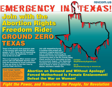 Emergency in Texas poster