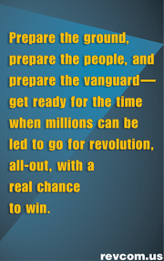 Revolution #347, August 3, 2014 - back page