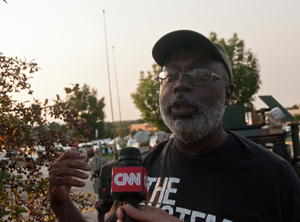 Carl Dix, Press Conference, August 19, 2014