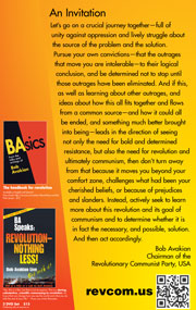 Revolution #359, October 27, 2014 - back page