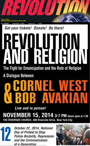 Revolution #359, October 27, 2014 - front page