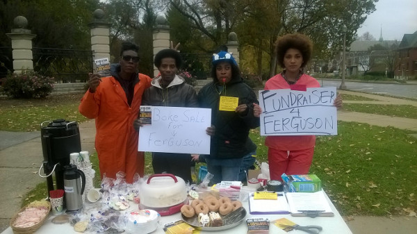 Bake sale in St. Louis to send people to Revolution & Religion Dialogue
