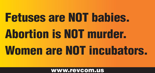 abortion should be banned Could be your choice but is it your baby's a mother kills her unborn child because it is unwanted, but she's not charged for murder is it right there is about.