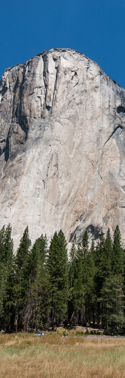El Capitan Dawn Wall