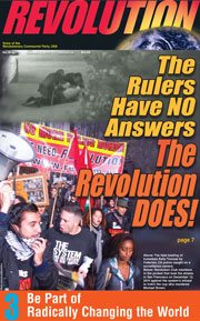 Revolution #372, February 2, 2015 - front page