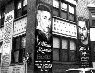 Anthony Rosario and Hilton Vega were murdered by NYPD detectives in 1995.