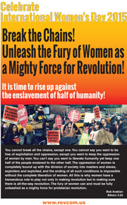 Revolution #376, March 2, 2015 - back page
