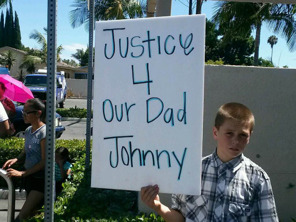 Justice for Johnny Anderson