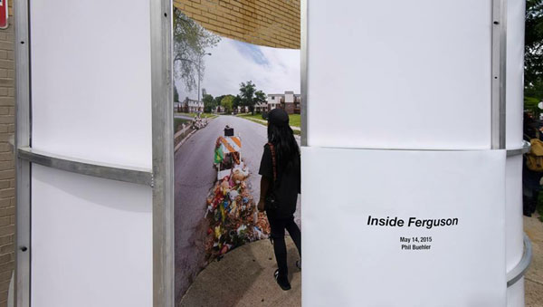 """Inside Ferguson"" by Phillip Buehler"