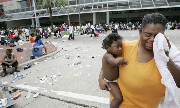 Hurricane Katrina & the Crimes of a Genocidal System