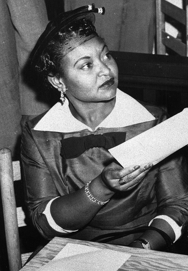 who was mamie till Mamie till mobley and her son, emmett till, whose lynching in 1955 became a  catalyst for the civil rights movement | photo: mamie till mobley.