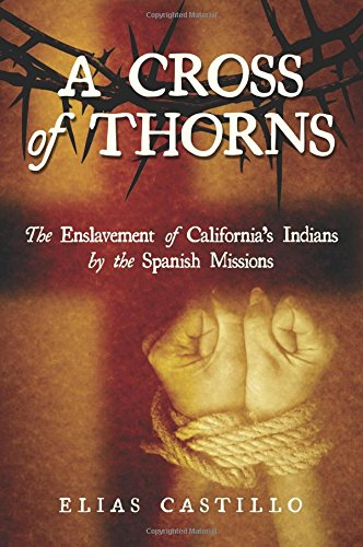 A Cross of Thorns, book cover