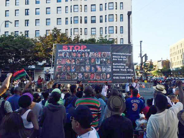 African American Heritage Day Parade in Harlem, September 20