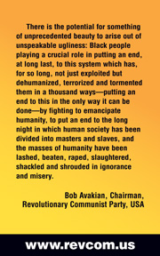 Revolution #407, October 5, 2015 - back page