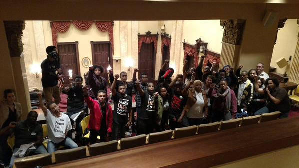 Baltimore City Council October 14, 2015
