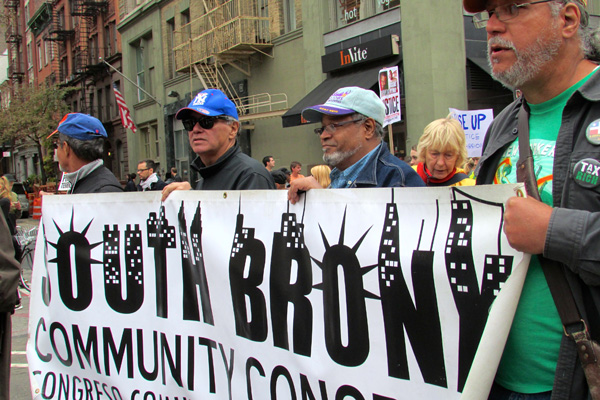 South Bronx Community Congress.