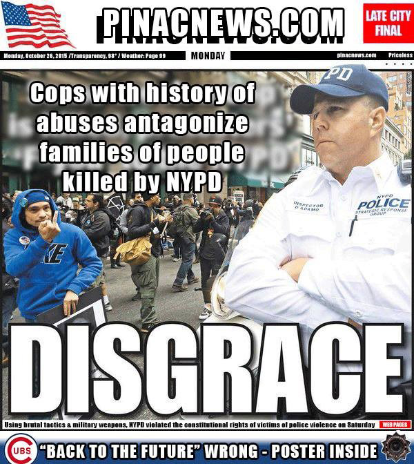 New York Post October 26