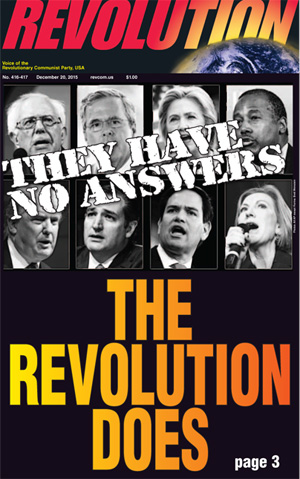 Revolution 417 front page