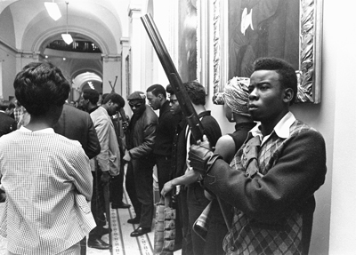 Black Panther Party, Sacramento, CA, May 2, 1967