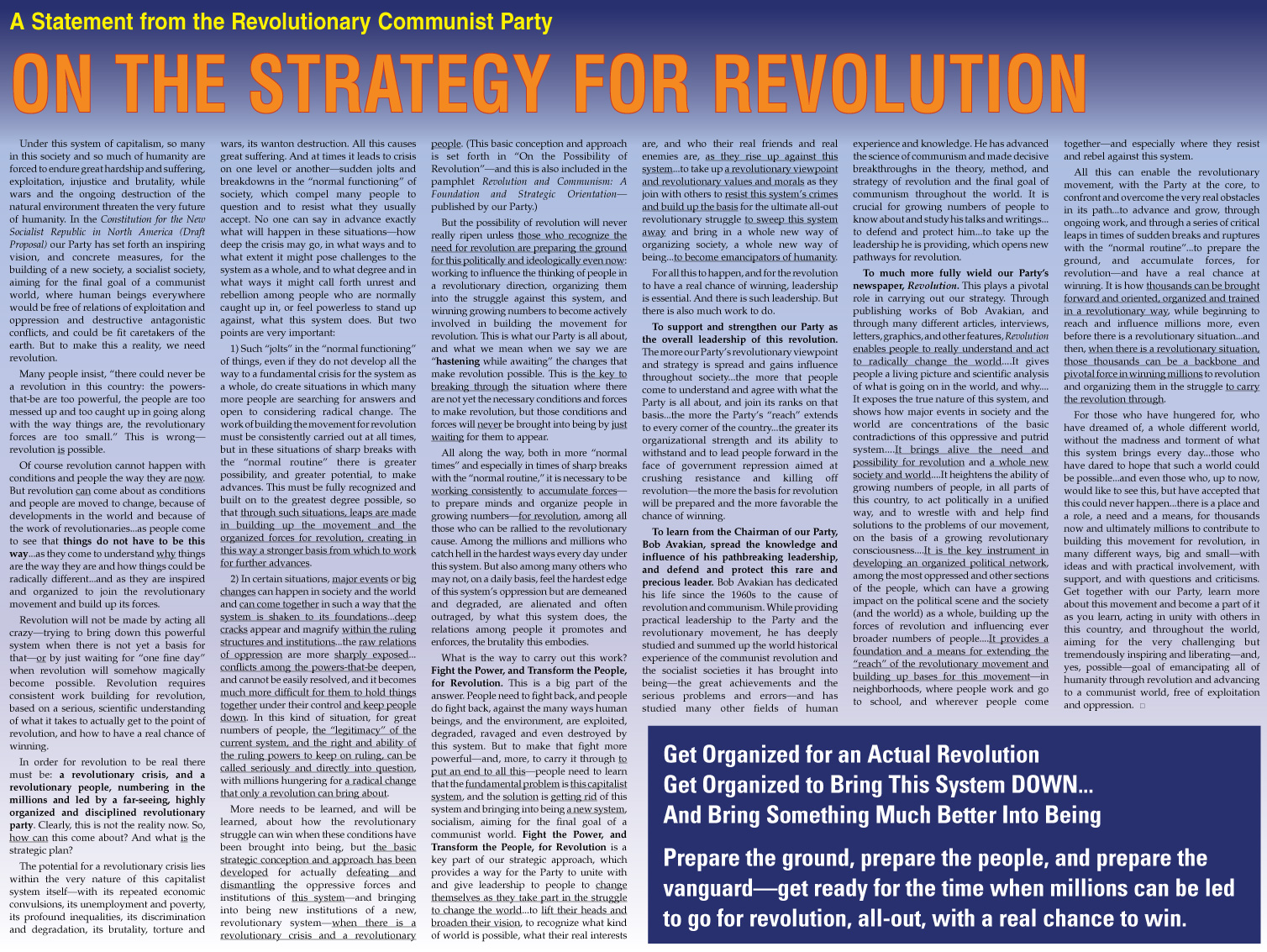 the revolution that never happened essay Why the industrial revolution didn't happen in china  if we understood how that happened,  and yet they were never able to turn it into economic growth as.