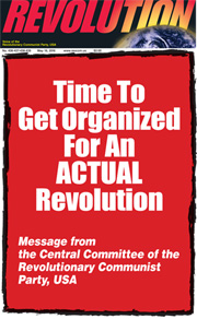 Revolution #439, May 16, 2016- front page