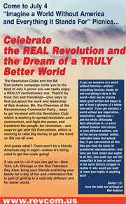 Revolution #443, June 13, 2016 - back page
