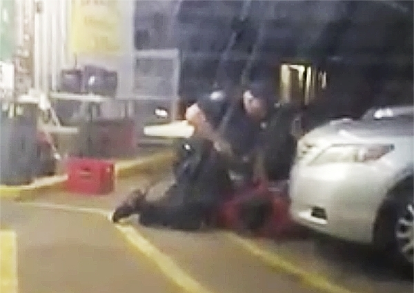 Baton Rouge police killing of Alton Sterling
