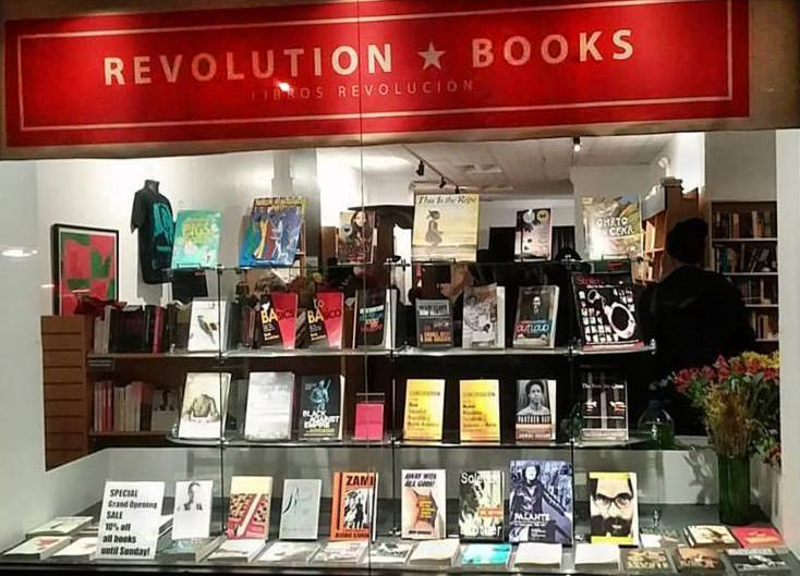 Revolution Books in Harlem