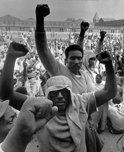 On September 9, 1971, the most powerful and significant prison rebellion in U.S. history erupted at Attica state prison in New York.