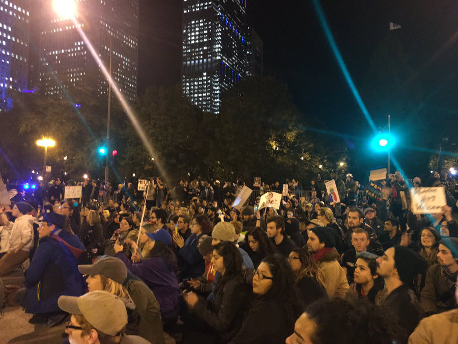 Chicago, November 9