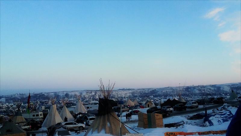 Standing Rock, diciembre 3