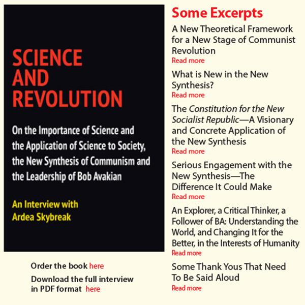 Ardea Skybreak Science and Revolution excerpts