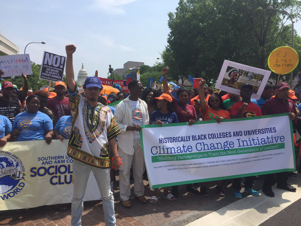 Washington DC Climate March
