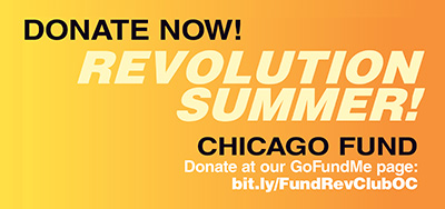 Donate to Revolution Summer in Chicago