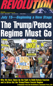 Revolution #501, July 24, 2017 - front page