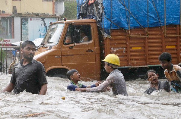 Floods in Mumbai