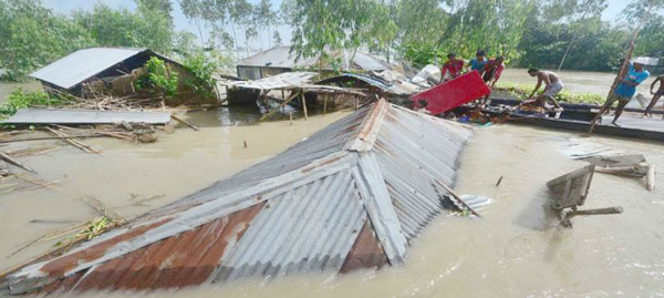 Flooding in Bangladesh
