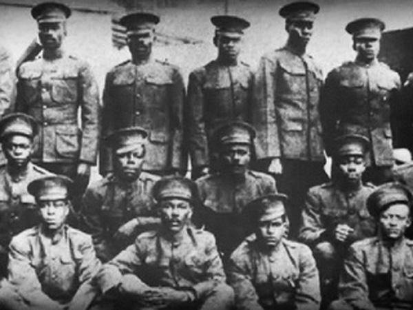 Buffalo Soldiers Mutiny